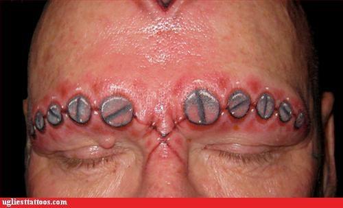 face tats trompe-loeil - 3300620800