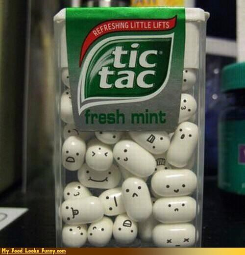 fresh mints out of breath mints smileys Sweet Treats tic tac - 3303294976