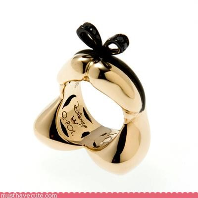 alice in wonderland disney Jewelry ring - 3306305024