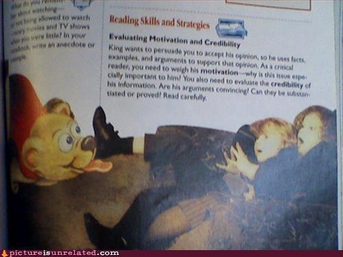 books pedobear school wtf - 3306925568