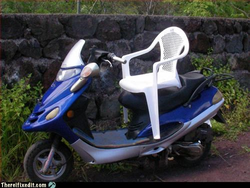 chair mod motorcycle not street legal - 3308271872