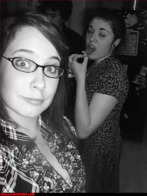 Awkward black and white girls - 3309989632
