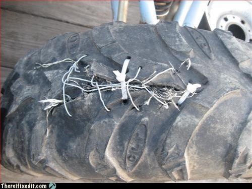 not street legal tire unsafe zip tie - 3310098944