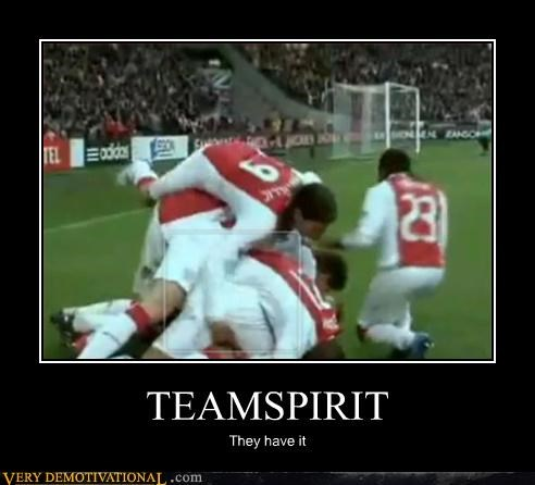 wtf team spirit soccer football