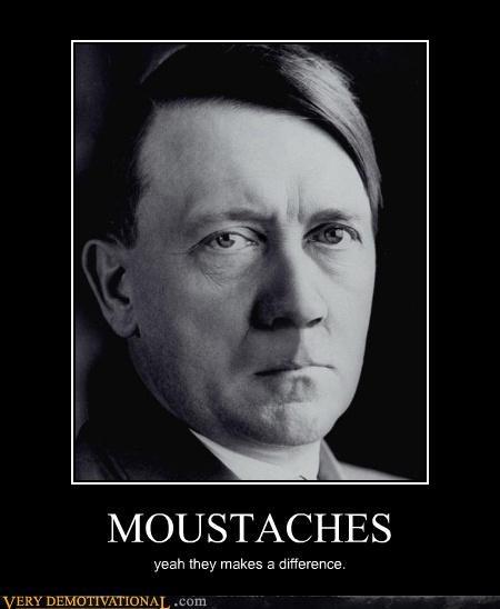 mustache wtf hitler - 3313202176