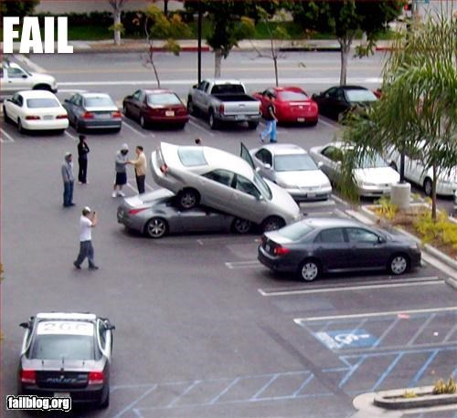 accident cars failboat parking ridiculous - 3314390784