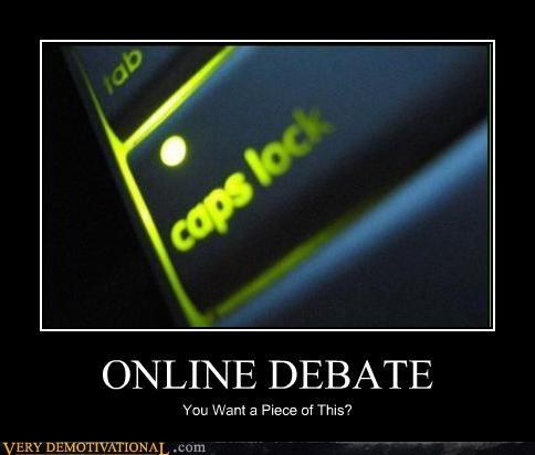 caps lock internet argument - 3315409664