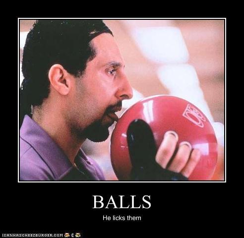 balls bowling gay john turturro the big lebowski - 3315459328
