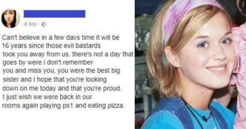 Girl Posts Picture of a Young Katy Perry On Facebook and Pretends It's a Relative Who Died in 9/11