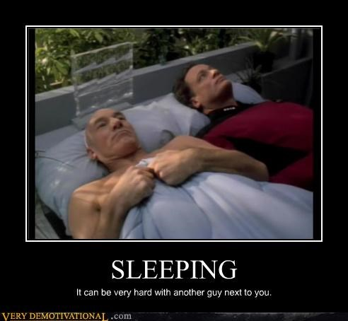 fan fiction,gay jokes,hilarious,jean-luc picard,Q,star trek tng