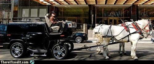 car,horse,hummer,mod,not street legal