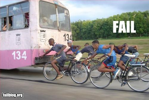 bad idea bikes bus failboat g rated transportation - 3327065856
