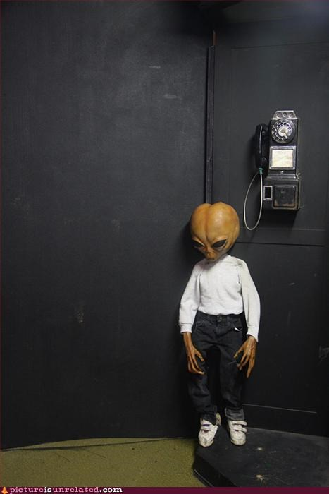 Aliens E.T phone phone home the truth is out there wtf - 3328307456