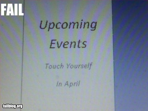 april event failboat touch wtf yourself - 3328597760
