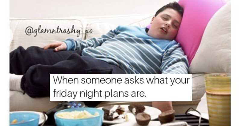 Hilariously funny memes about dating, college, school, university, relationships, love, family, tv, game of thrones, parenting, food, drinking, spongebob, fall, halloween, dogs, cats, animals, pets.