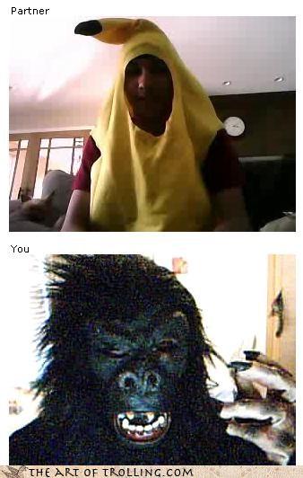 fruit masks suit - 3329904128