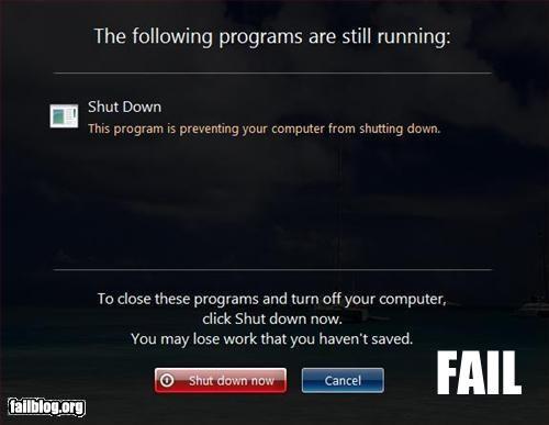 failboat paradox shut down technology wtf - 3330762752