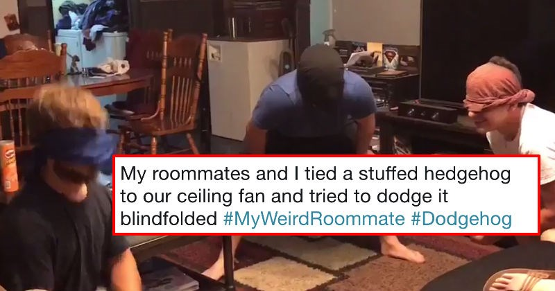 Tweets describing people's terrible roommates that might make your worst situation seem a whole lot better now.