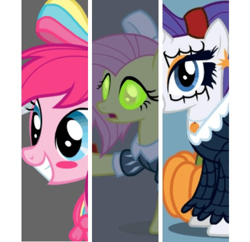 gifs,halloween,nightmare night,MLP