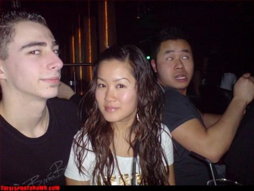 eyes Party Perfect Timing surprise surprise asian