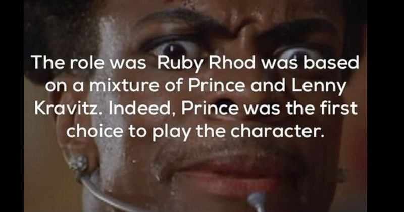 "13 fun facts about the movie, ""Fifth Element."""
