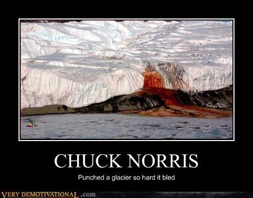 punch glacier chuck norris - 3337234432