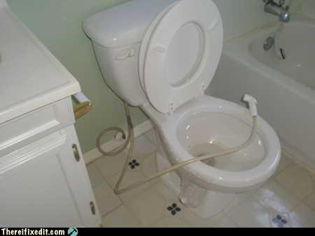 bathroom gross shower toilet - 3339799808