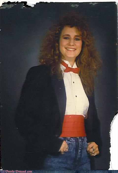 bow tie,casual,jeans,perm,suit