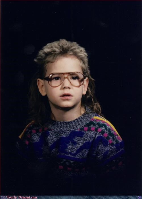 dinosaurs kid mullet sweaters - 3347214080