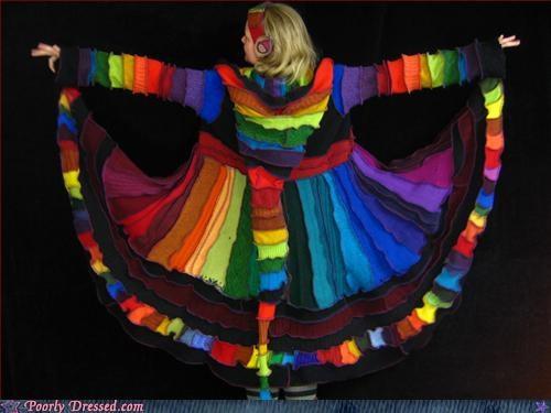 eww joseph technicolor dream coat - 3347449344