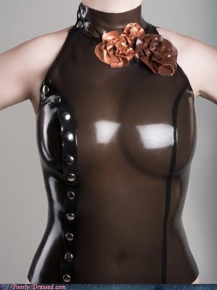 brown eww latex nipples rubber - 3347480576