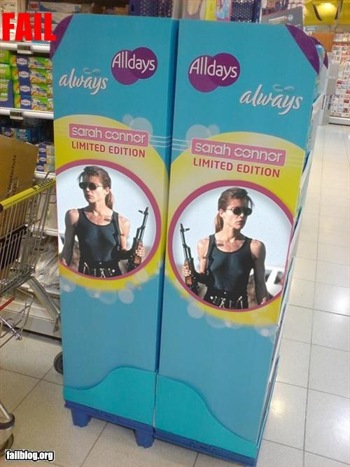 product sarah connor wtf - 3347696128
