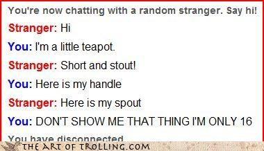 spout teapot