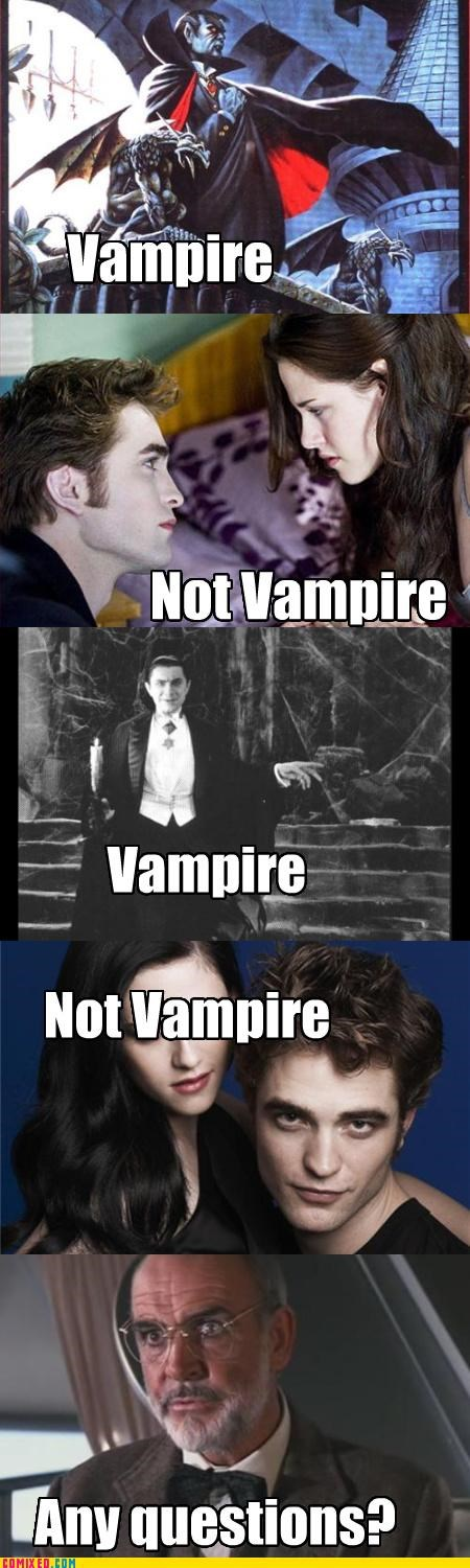 dracula edward cullen From the Movies sean connery twilight vampires - 3348805120