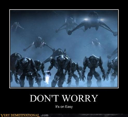 scary,dont worry,halo,video games