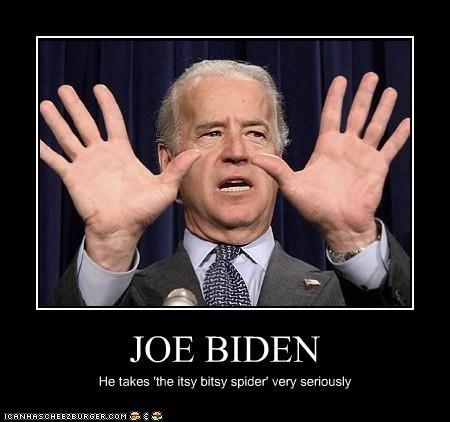 democrats itsy bitsy spider joe biden vice president - 3351897088