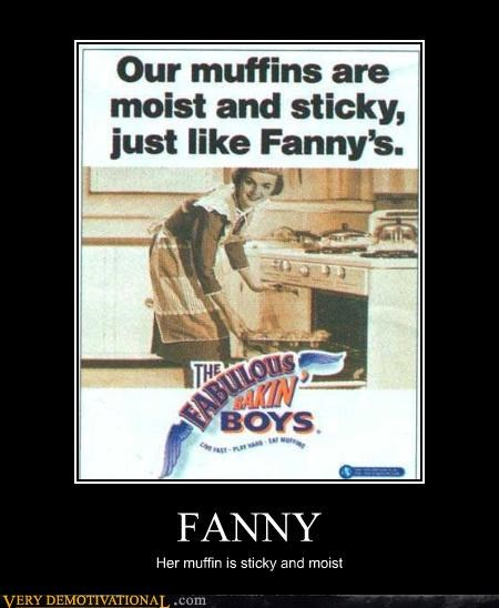 advertisment,genital jokes,muffin,Pure Awesome,women parts