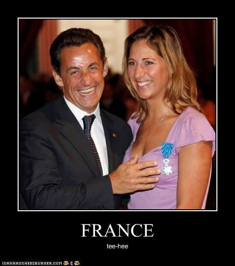 breast france grope Nicolas Sarkozy sex - 3353913088