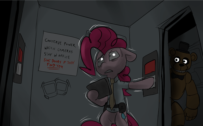 MLP gifs list five night's at freddy's - 335621