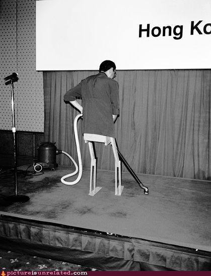 cyborgs robots vacuum vintage wtf - 3363716608