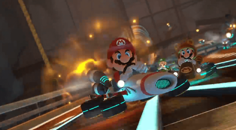 list mario kart 8 DLC Video Video Game Coverage - 336389