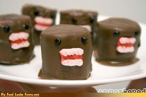 constituional monarchy,domo,Japan,mascot,Sweet Treats