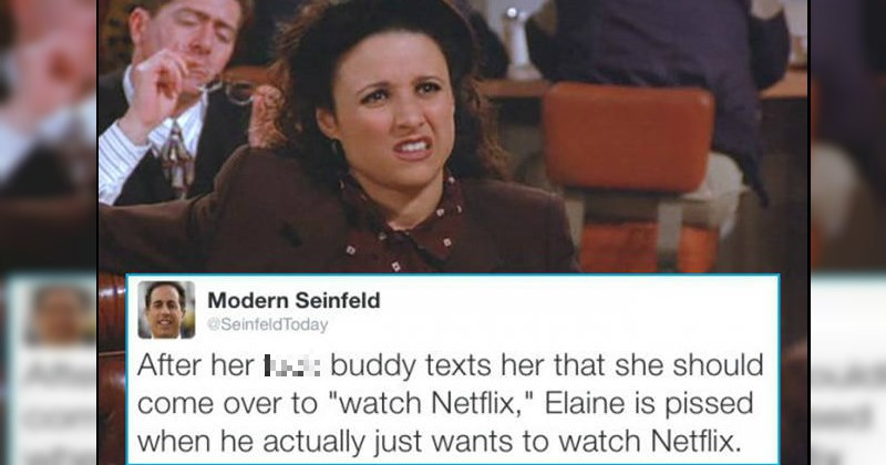 Hilarious Seinfeld Plots If It Was Set In The Modern Day