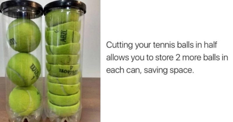 Terrible Life Hacks That Are So Bad They're Actually Genius