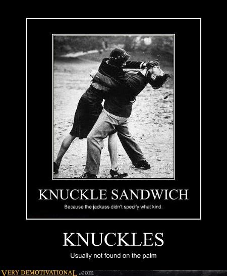 anatomy knuckle sandwich wtf - 3364483840