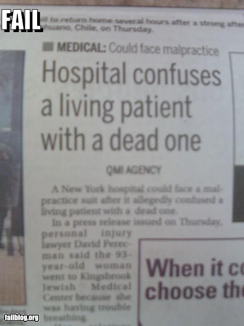 alive dead failboat hospital patient - 3367612928