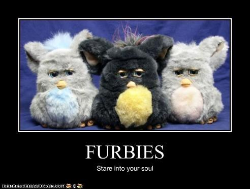 FURBIES Stare into your soul