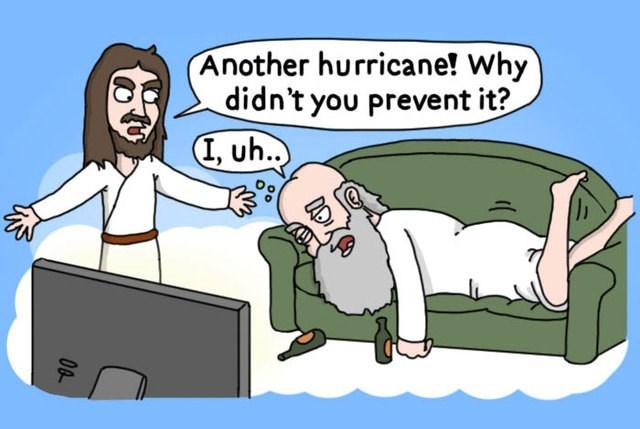 adventures of god comics