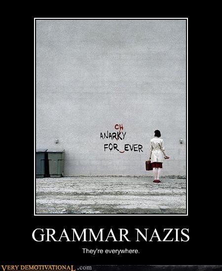 grammar graffiti nazi wall - 3373427968