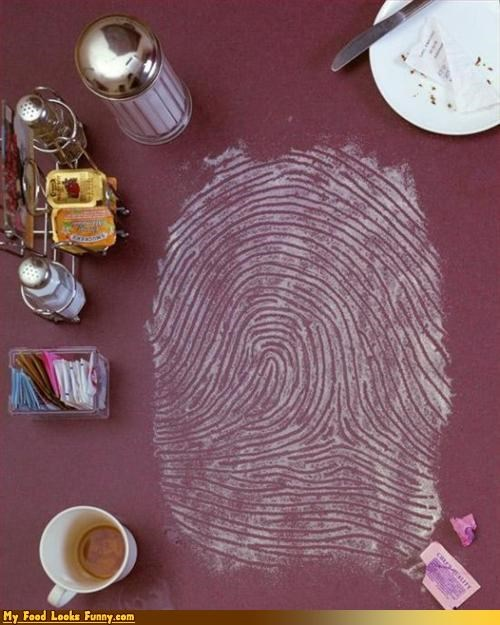 fingerprint,giant,paul bunyan,sugar,Sweet Treats,thumbprint